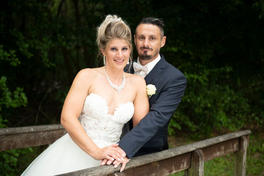Samantha und Serkan: Die Hochzeit9 - Bildquelle: SAT.1 / Christoph Assmann