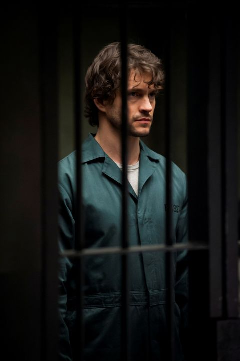 Kann Will Graham (Hugh Dancy) den manipulativen Hannibal doch noch enttarnen? - Bildquelle: Brooke Palmer 2013 NBCUniversal Media, LLC