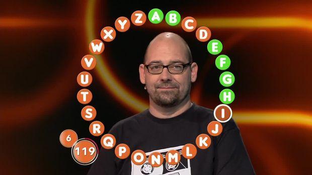 Buchstaben Battle - Buchstaben Battle - Staffel 3 Episode 5: Buchstaben Battle