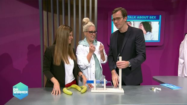 Die Dr. Wimmer Show - Die Dr. Wimmer Show - So Bringen Sie Ihr Sexleben Zum Höhepunkt