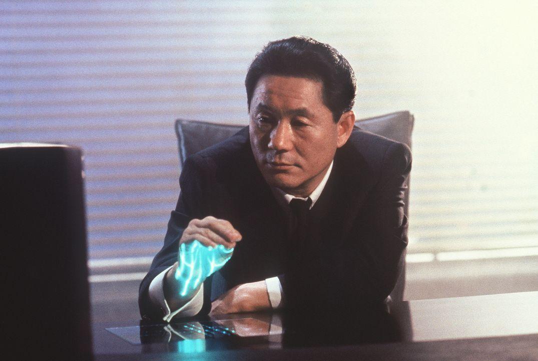 Mit ihm sollte man sich nicht anlegen, denn die gesamte Yakuza steht hinter ihm: Takahashi (Takeshi Kitano) - Bildquelle: 20th Century Fox