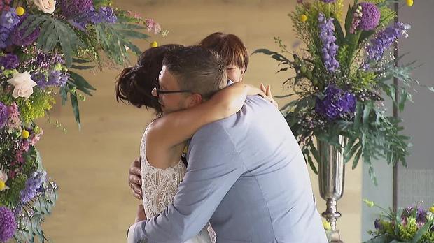 Hochzeit Auf Den Ersten Blick - Hochzeit Auf Den Ersten Blick - Holprige Hochzeit Bei Daniela Und René