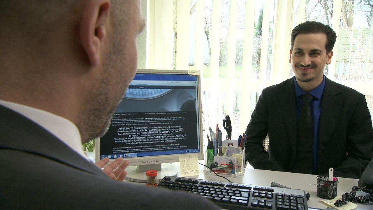 Schicksale-Mein-Chef-der-Schlaeger_15 - Bildquelle: SAT.1