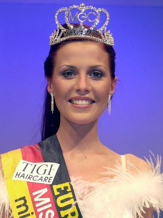 2003-Miss-Germany-Babett-Konau-03-01-26-dpa - Bildquelle: usage Germany only, Verwendung nur in Deutschland