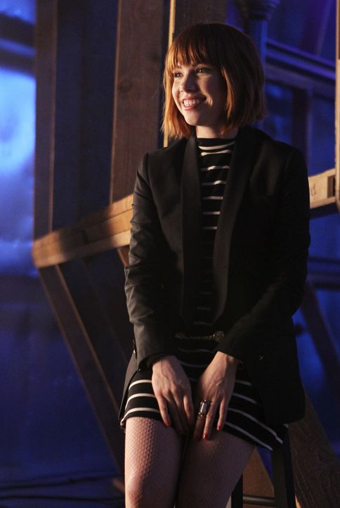 Während des Auftritts des musikalischen Stars Carly Rae Jepsen (Carly Rae Jepsen) passiert etwas Unerwartetes ... - Bildquelle: John Fleenor ABC Studios
