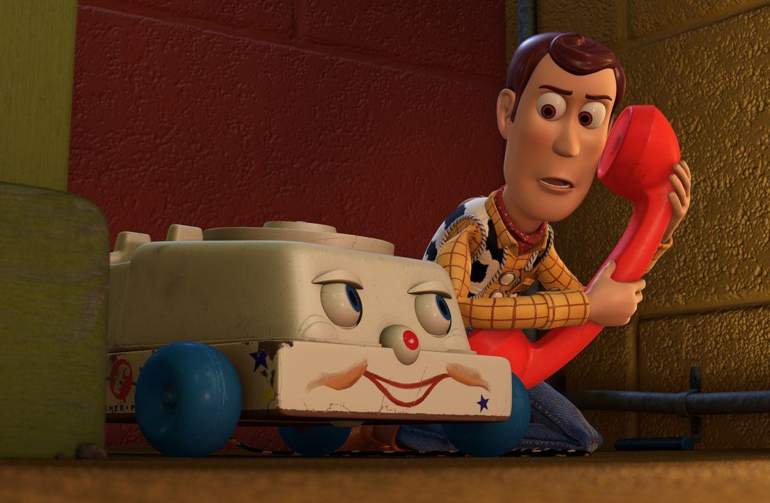 Sheriff Woody - Bildquelle: Disney/Pixar