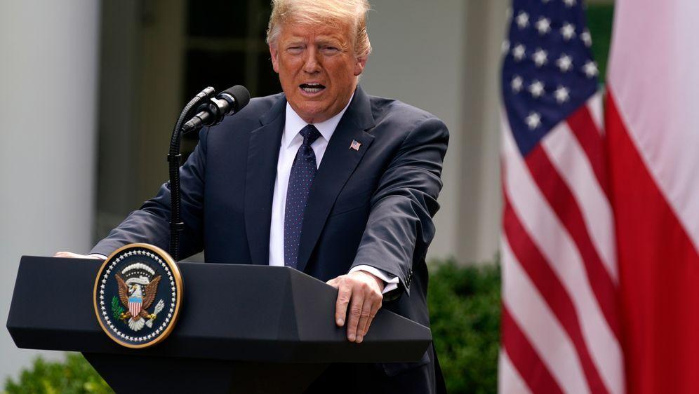 - Bildquelle: Evan Vucci/AP/dpa