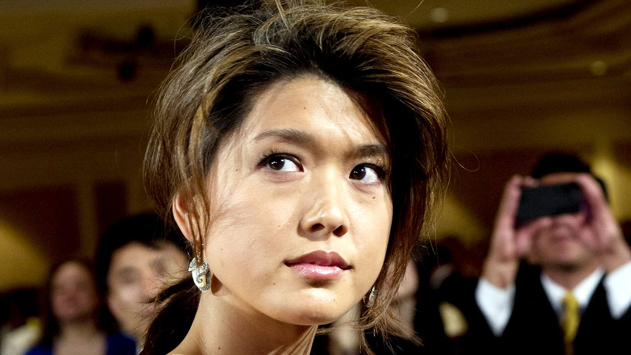 Grace-Park-120508-getty-AFP - Bildquelle: getty-AFP