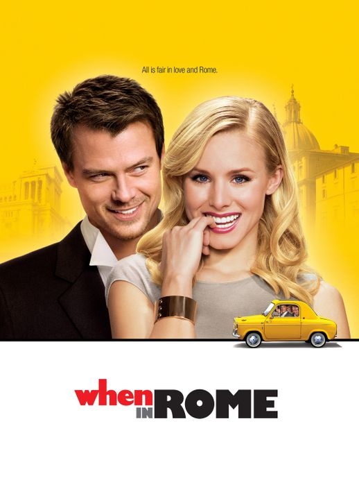 When in Rome - Artwork - Bildquelle: Myles Aronowitz Touchstone Pictures.  All Rights Reserved