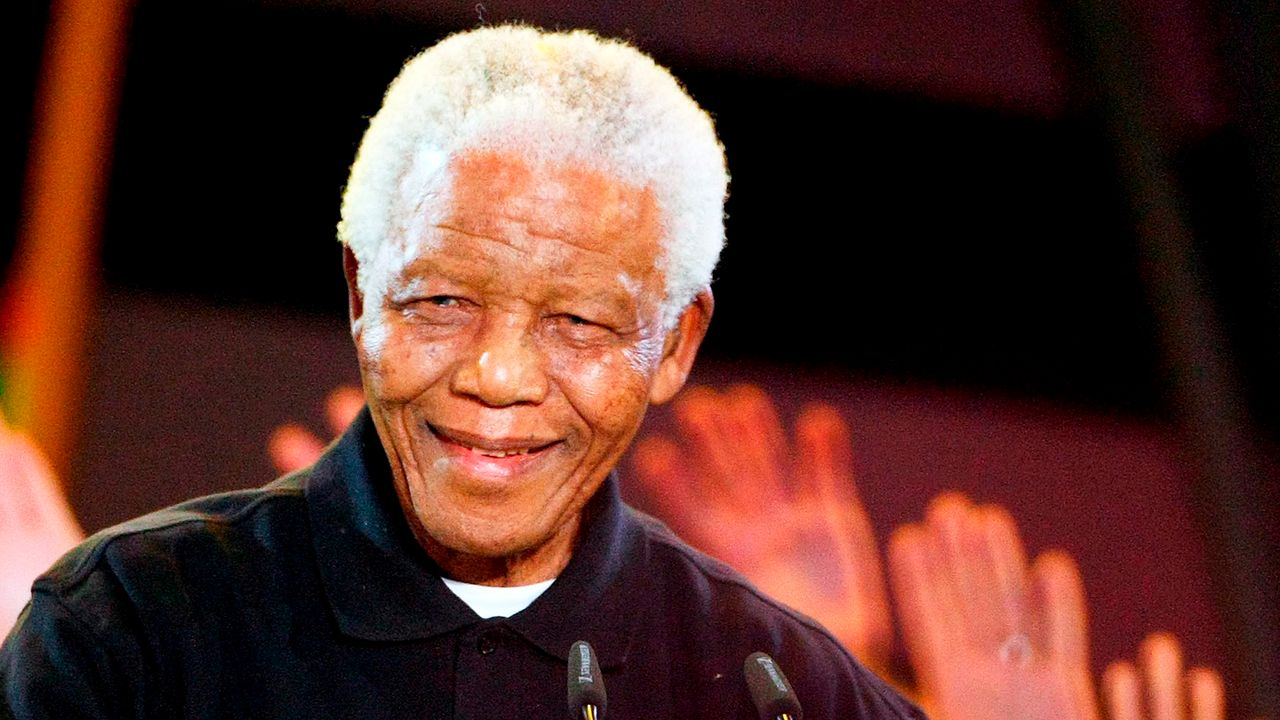 Nelson-Mandela-7-dpa - Bildquelle: dpa