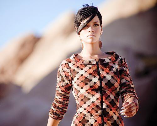 Galerie: Rihanna - Beauty aus Barbados - Bildquelle: Meeno - Universal Music