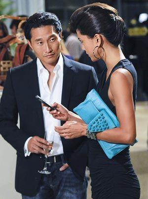 Ermitteln undercover im neuen Mordfall: Chin (Daniel Dae Kim) und Kono (Grace Park). - Bildquelle: CBS Studios Inc
