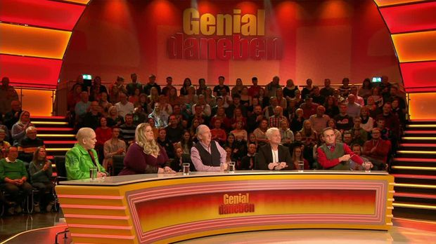 Genial Daneben - Die Comedy Arena - Genial Daneben - Die Comedy Arena - Was Ist Die Kinn-nase-stirn-methode?