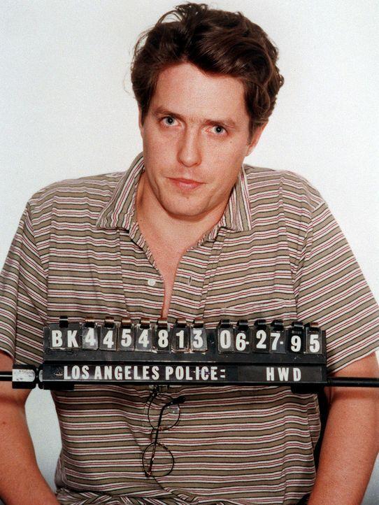 Promi-Skandale-Hugh-Grant-1995-6-27-AFP - Bildquelle: AFP