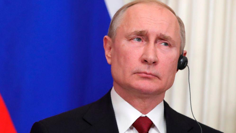 - Bildquelle: Mikhail Klimentyev/Pool Sputnik Kremlin/AP/dpa