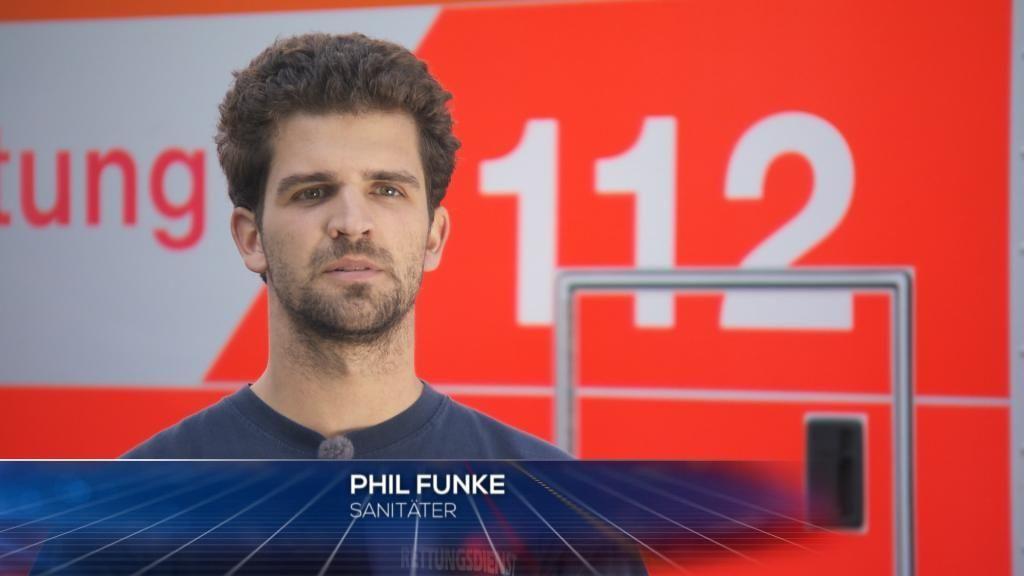 Sanit+ñter - Phil Funke - Bildquelle: SAT.1