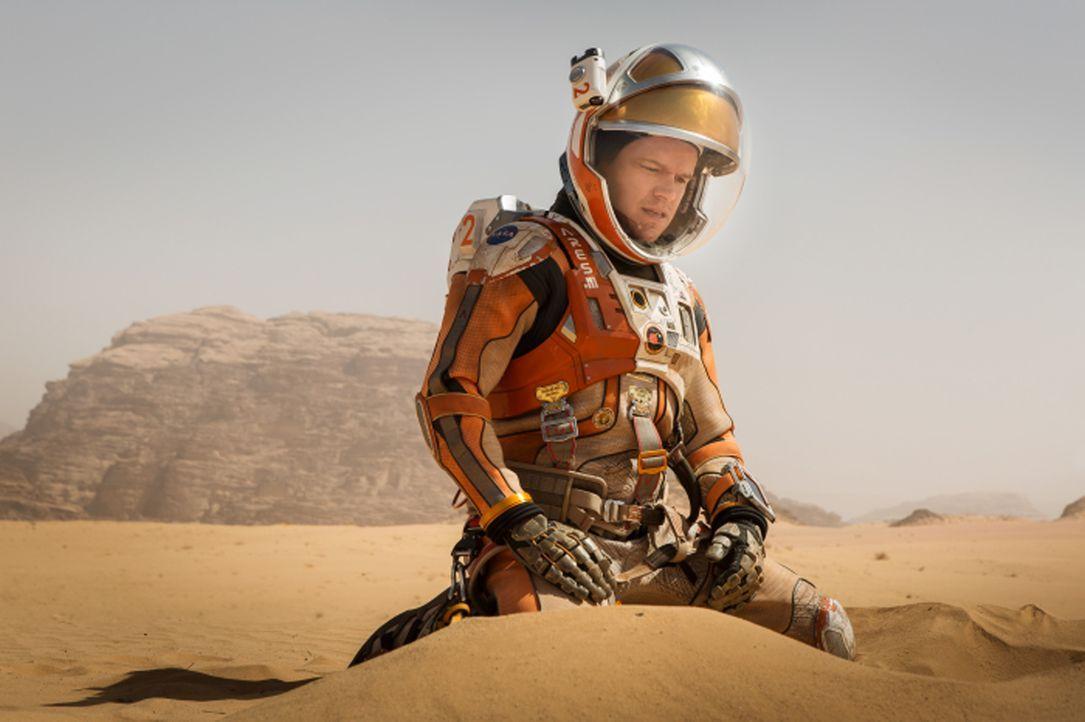 Der-Marsianer-01-2015Twentieth-Century-Fox - Bildquelle: Twentieth Century Fox