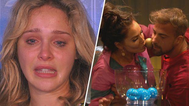 Promi Big Brother - Promi Big Brother - Tag 1: Viele Tränen Und Erste Romanze!?
