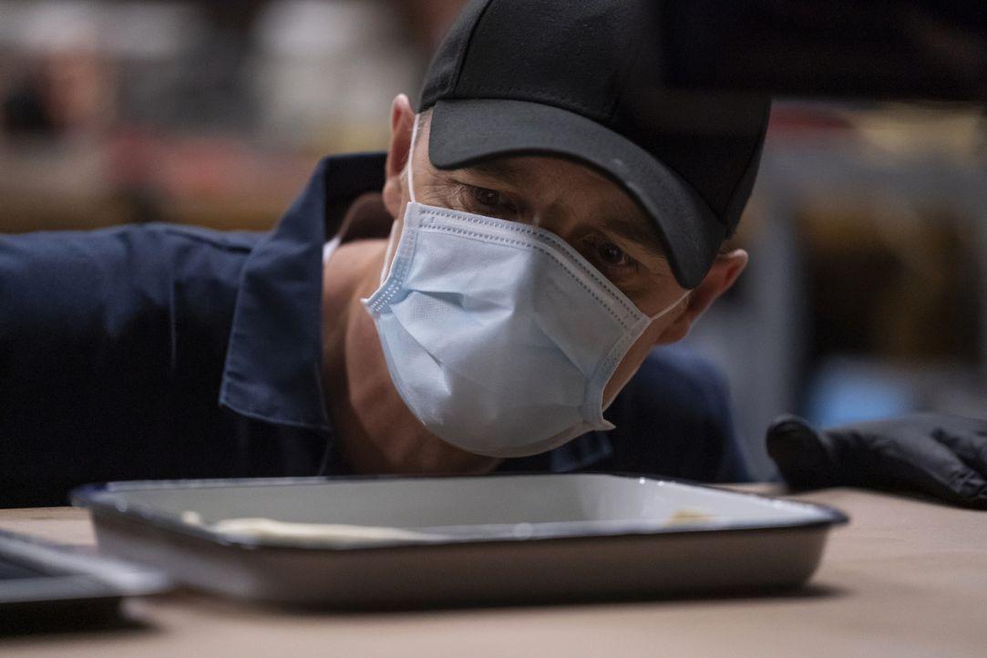 Der Knochenjäger (Brian O'Byrne) - Bildquelle: Barbara Nitke 2020 NBCUniversal Media, LLC / Barbara Nitke