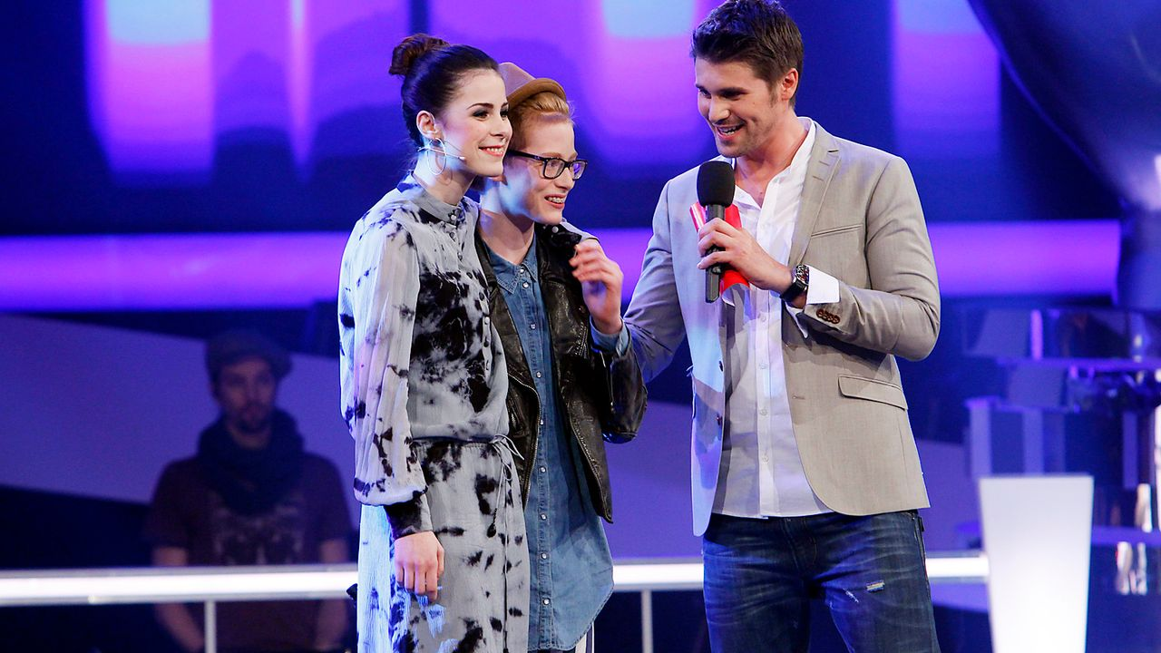 The-Voice-Kids-epi05-Tim-1-SAT1-Richard-Huebner - Bildquelle: SAT.1/Richard Hübner