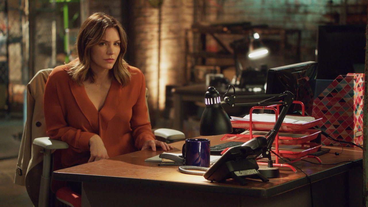 Auf Paige (Katharine McPhee) wartet eine erschreckende Erkenntnis ... - Bildquelle: 2018 CBS Broadcasting, Inc. All Rights Reserved.