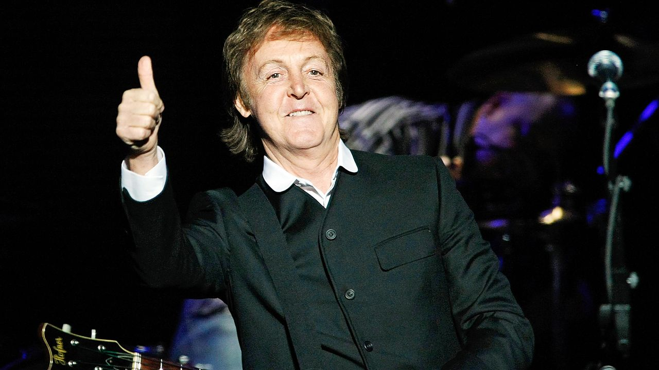 Sir-Paul-McCartney-09-04-19-getty-AFP - Bildquelle: getty-AFP