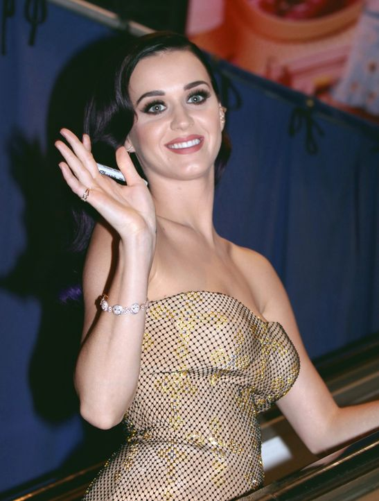 Katy Perry - Bildquelle: usage Germany only, Verwendung nur in Deutschland