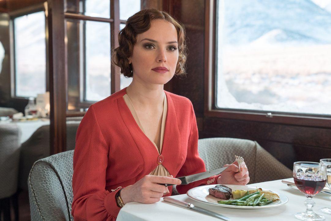 Miss Mary Debenham (Daisy Ridley) - Bildquelle: Nicola Dove 2017 Twentieth Century Fox Film Corporation. All rights reserved. / Nicola Dove