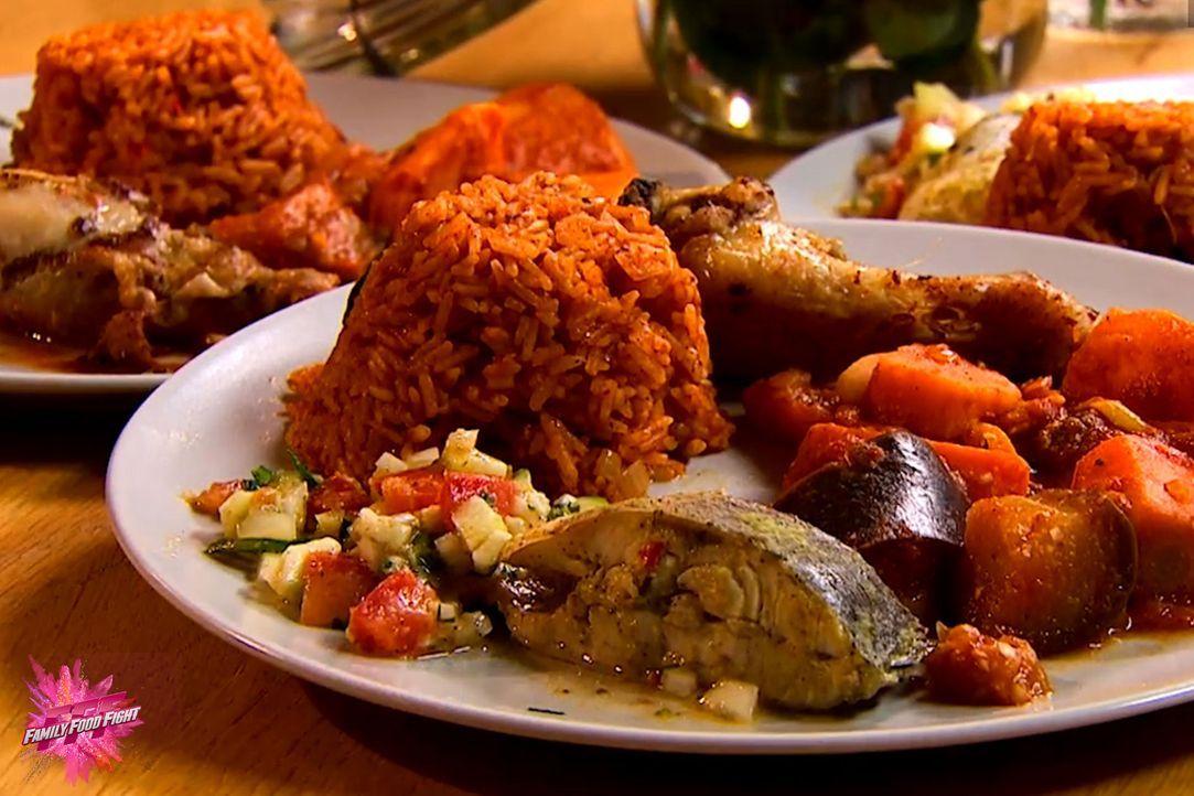 Marisala---Salat-zum-Fisch - Bildquelle: SAT.1 Schweiz
