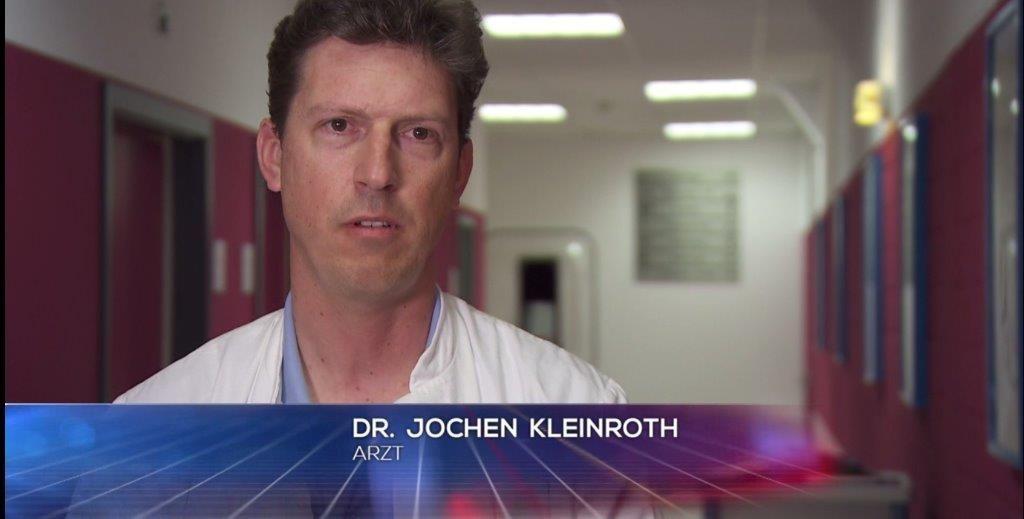 Arzt Dr. Jochen Kleinroth