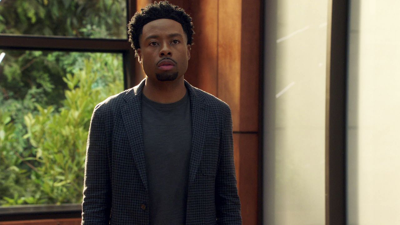 Wilt Bozer (Justin Hires) - Bildquelle: 2020 CBS Broadcasting, Inc. All Rights Reserved.