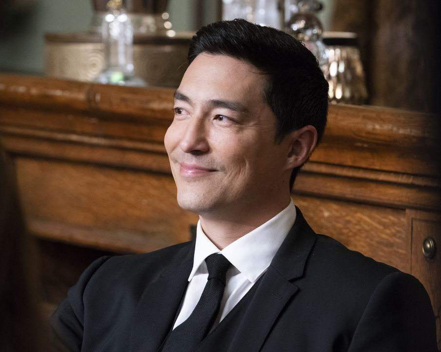 Matt Simmons (Daniel Henney) - Bildquelle: Cliff Lipson 2019 CBS Broadcasting, Inc. All Rights Reserved/Cliff Lipson