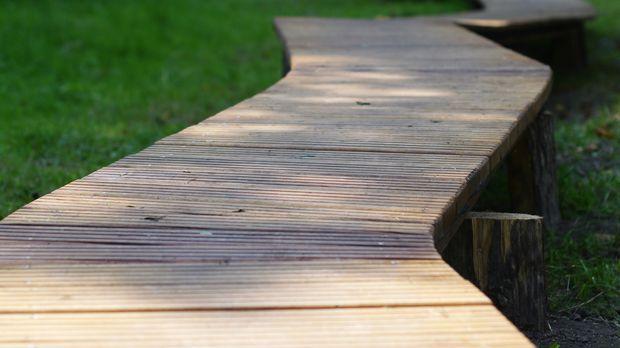 Berühmt Gartenweg anlegen: Ideen und Tipps   SAT.1 Ratgeber @QF_11