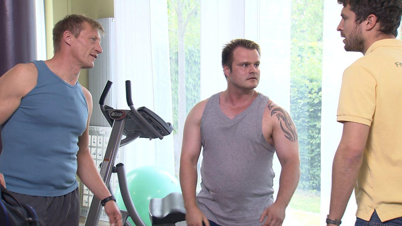 Tödliche-Fitness21 - Bildquelle: SAT.1