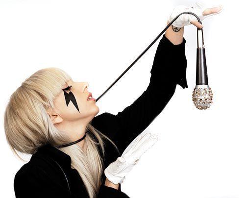 Galerie: Lady GaGa - Bildquelle: Candice Lawler - Universal Music