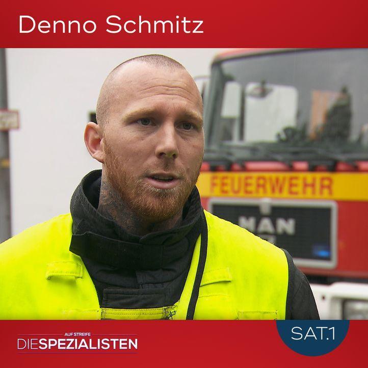 Denno Schmitz - Bildquelle: SAT.1