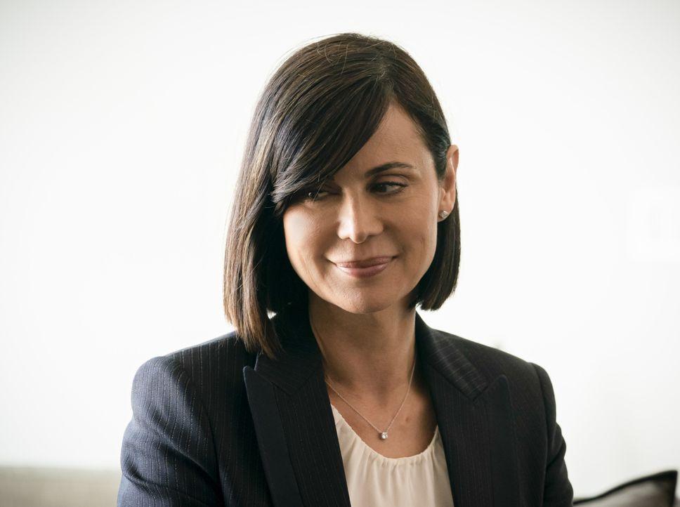 Sarah MacKenzie (Catherine Bell) - Bildquelle: Erik Voake 2019 CBS Broadcasting, Inc. All Rights Reserved. / Erik Voake