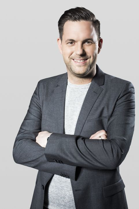 Moderator Matthias Killing - Bildquelle: Benedikt Müller SAT. 1