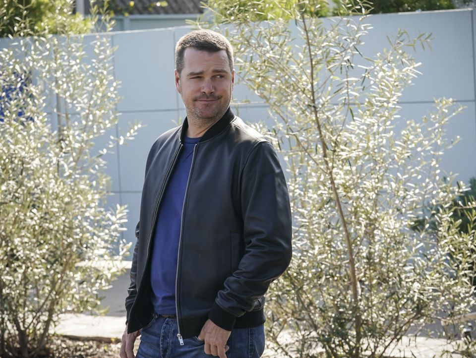 G. Callen (Chris O'Donnell) - Bildquelle: Monty Brinton 2020 CBS Broadcasting Inc. All Rights Reserved. / Monty Brinton