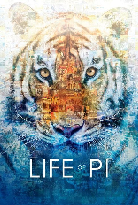 LIFE OF PI - Artwork - Bildquelle: 2012 Twentieth Century Fox Film Corporation. All rights reserved.
