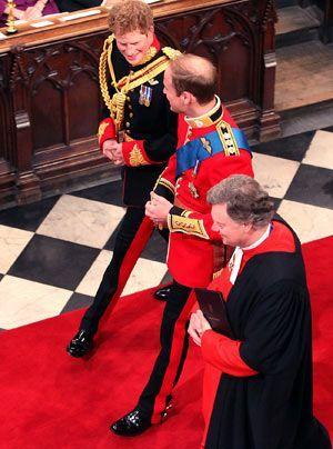 William-Kate-Trauung-04-11-04-29-300_404_AFP - Bildquelle: AFP