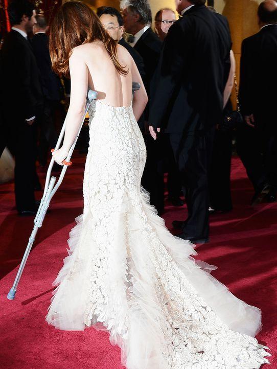 Oscars-Roter-Teppich-130224-Kristen-Stewart-getty-AFP - Bildquelle: getty-AFP