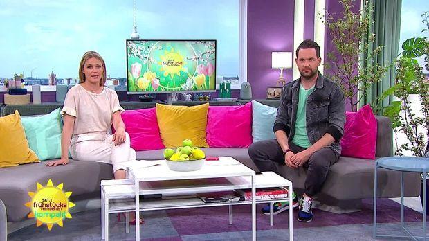 Frühstücksfernsehen - Frühstücksfernsehen - 04.05.2020: Schulstart, Diskussion Beim Wendler & Erste Lockerungen