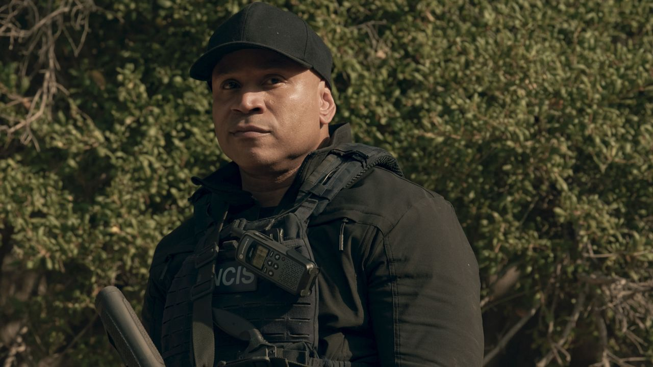 Special Agent Sam Hanna (LL Cool J) - Bildquelle: 2020 CBS Broadcasting, Inc. All Rights Reserved.