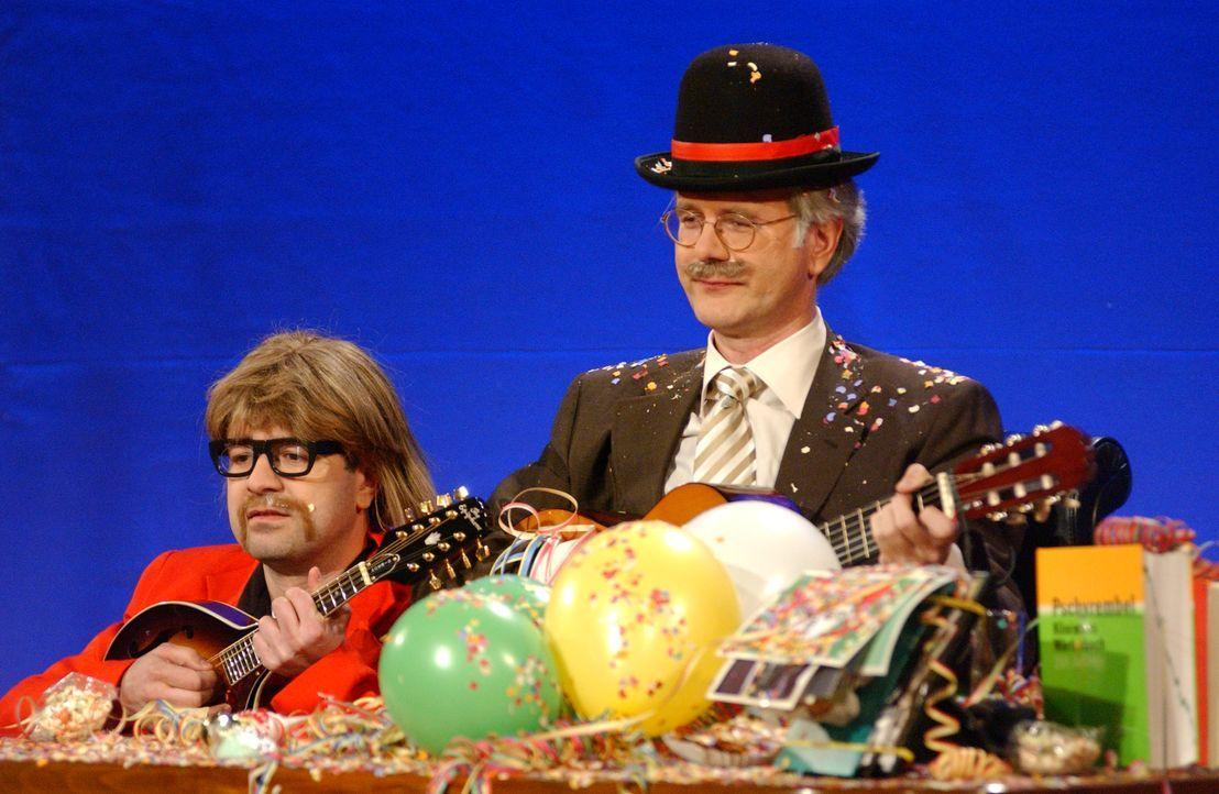 die-harald-schmidt-show-klassiker-legendaere-aktionen-036 - Bildquelle: SAT.1/Ralf Jürgens