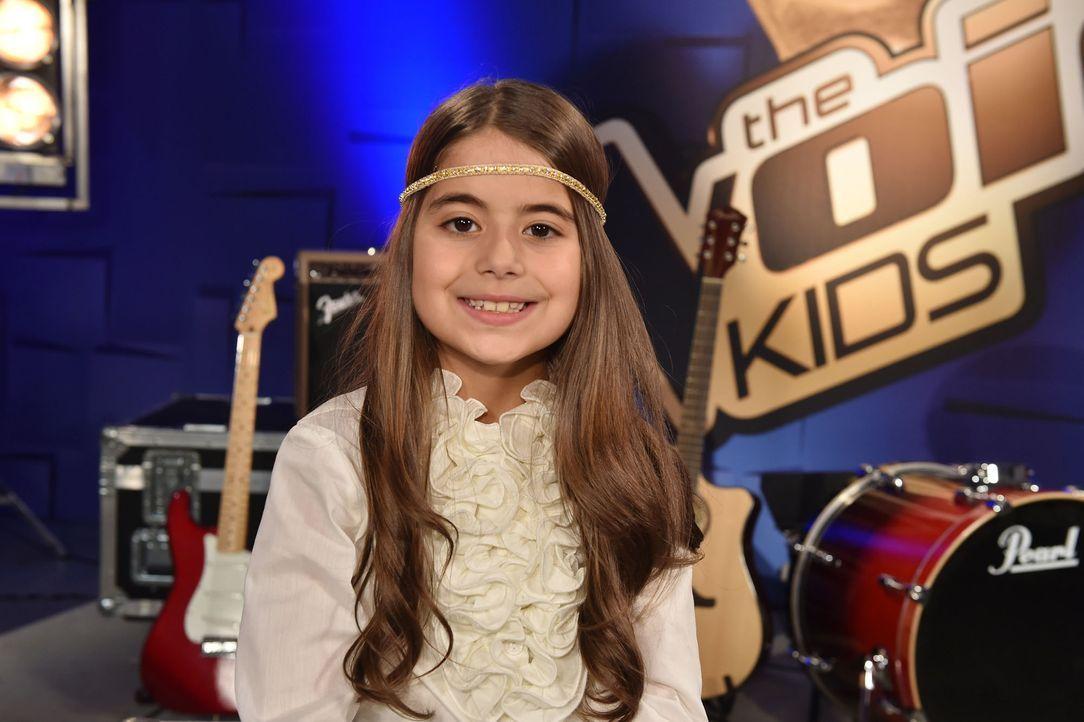 The-Voice-Kids-Magdalina-02-SAT1-Andre-Kowalski - Bildquelle: © SAT.1 / André Kowalski