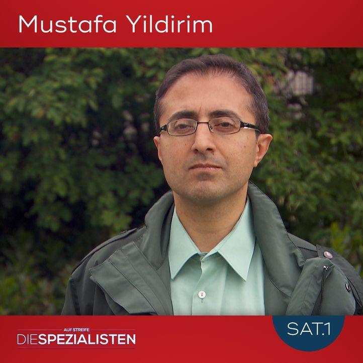 Mustafa Yildirim - Bildquelle: SAT.1