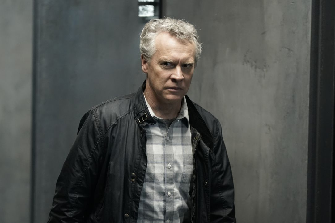 James MacGyver (Tate Donovan) - Bildquelle: Jace Downs 2019 CBS Broadcasting, Inc. All Rights Reserved / Jace Downs