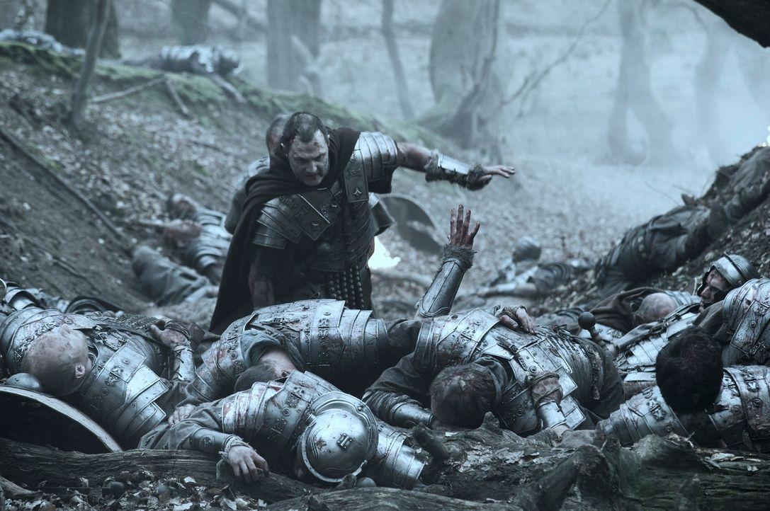 117 nach Christus: Im nördlichen Britannien leisten die Pikten heftigen Widerstand gegen das römische Reich. Eines Tages soll die legendäre 9. Legio...
