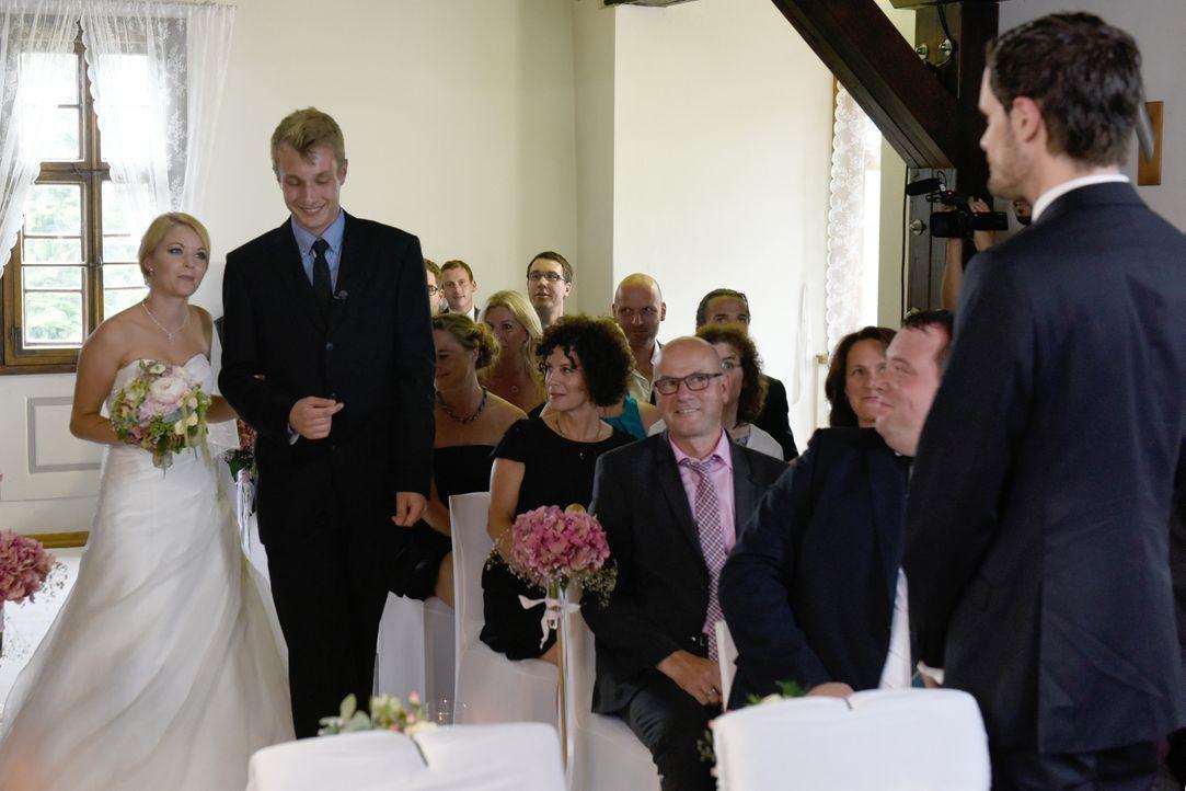 Ramona-Hochzeit - Bildquelle: Christoph Assmann